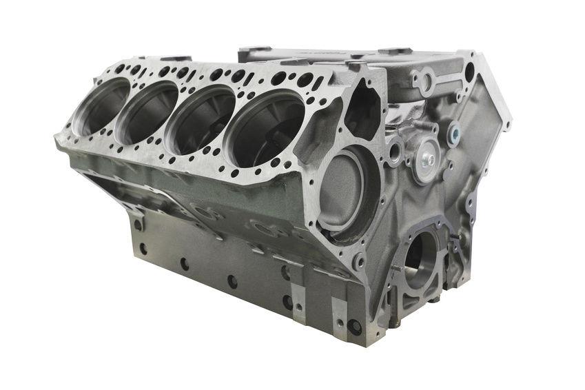 8-silindrine-v-mootor