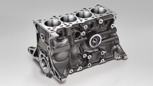 4-silindrine-mootor