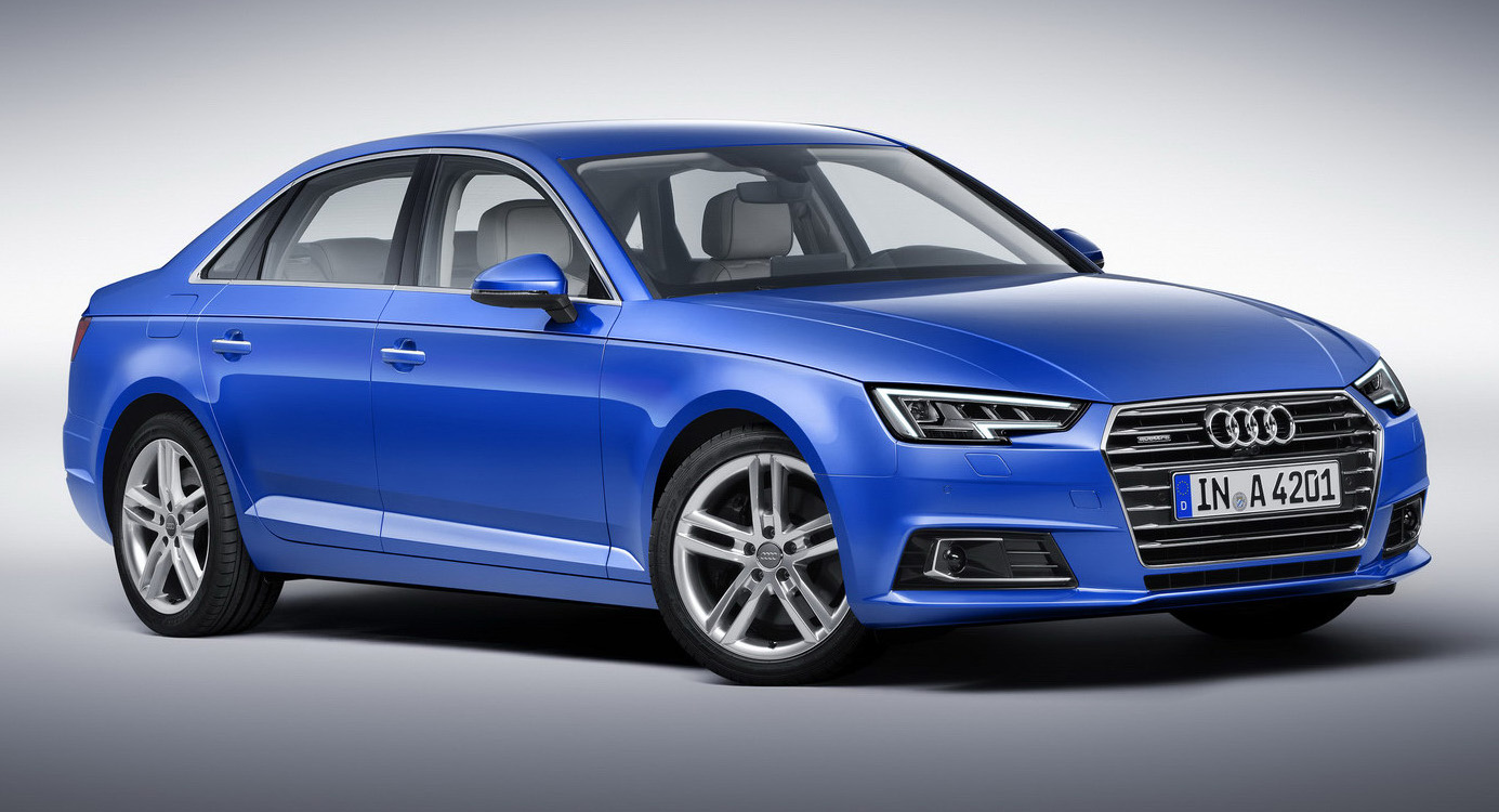 Audi-A4-B8-B9-sedaan