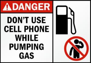 Carfox - mobiili kasutamine bensiinijaamas