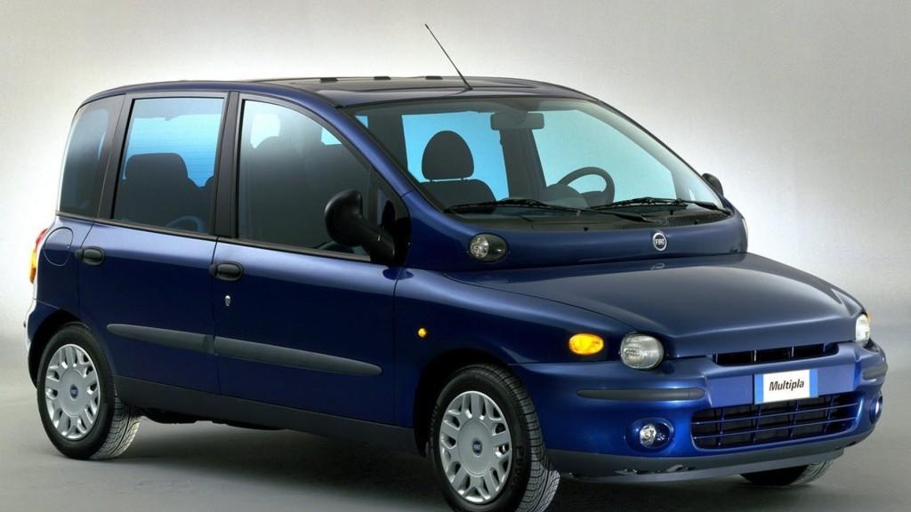 Fiat Multipla Carfox