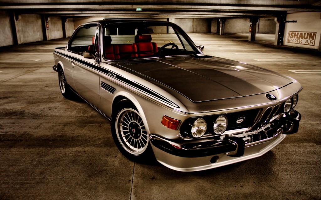 Klassikaline BMW - Carfox