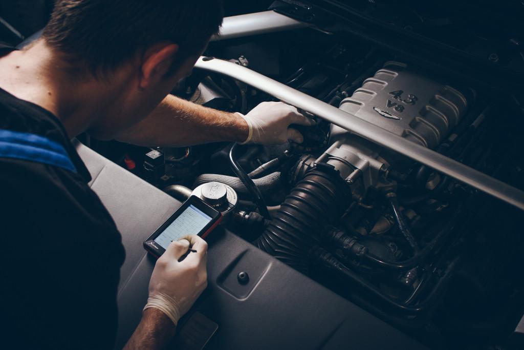 Auto veakoodide lugemine ja kustutamine