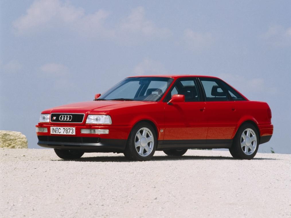 Audi 80 S2 (B4)