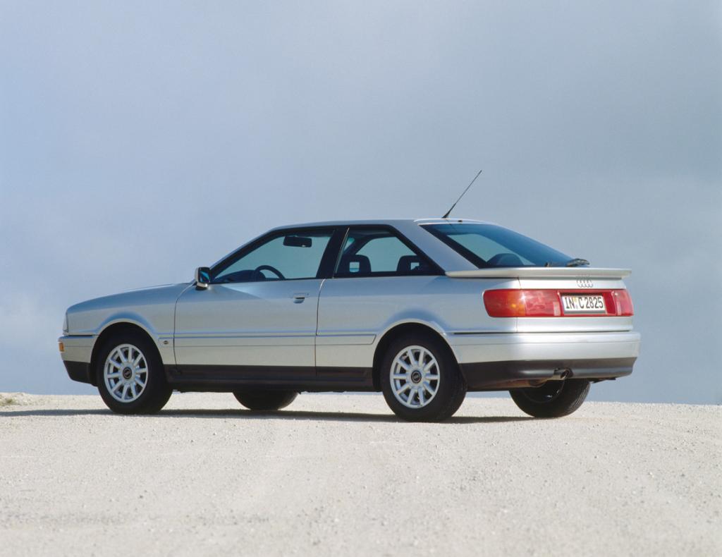 Audi coupe (b4)