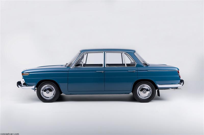 BMW 5. seeria New Class sedaan (tehase tähisega 1500) 1962 a.