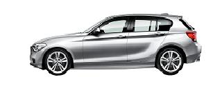 BMW 1. seeria F20 All