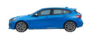 BMW 1. seeria F40 All