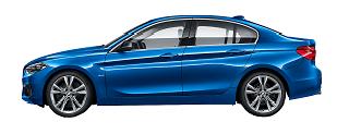 BMW 1. seeria F52 All