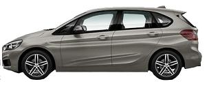 BMW 2. seeria F45 All