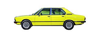BMW 5. E12 All
