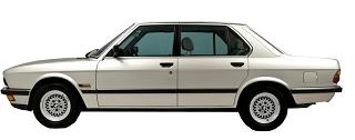 BMW 5. E28 All