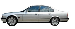 BMW 5. E34 All