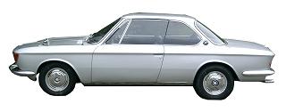BMW 6. 2000 CS All