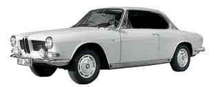BMW 6. 3200 CS All