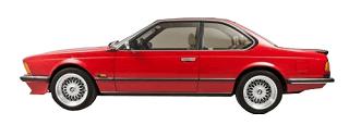 BMW 6. E24 All
