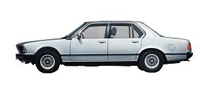 BMW 7. E23 All