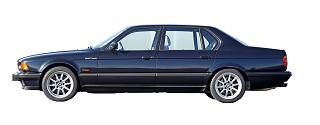 BMW 7. E32 All