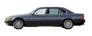 BMW 7. E38 All
