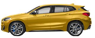 BMW X2 F39 All