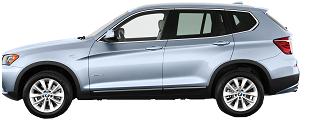 BMW X3 F25 All