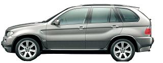 BMW X5 E53 All