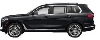 BMW X7 E71 G07 All